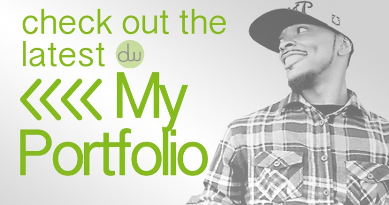 Check out the latest: My Portfolio